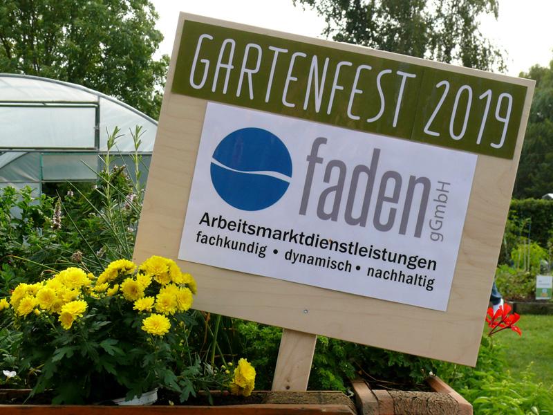 Gartenfest 2019 2