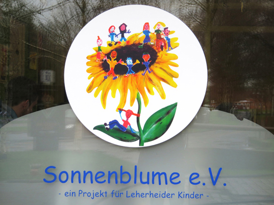 Sonnenblume Logo